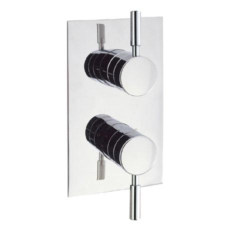 Crosswater - Design Thermostatic Shower Valve with 2 Way Diverter - DE1500RC