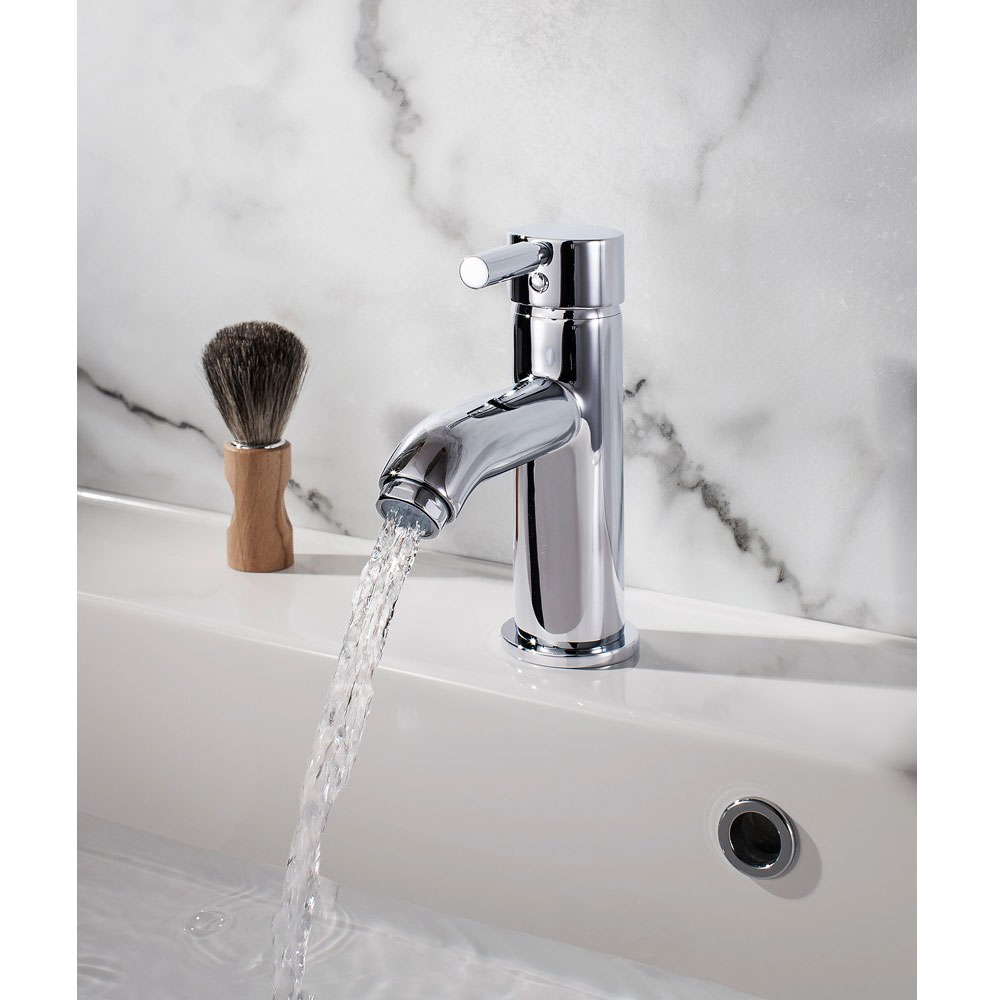 Crosswater - Design Monobloc Basin Mixer - DE110DNC Profile Large Image