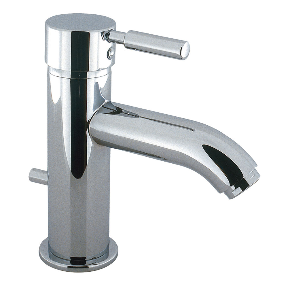Crosswater - Design Monobloc Basin Mixer with Pop-up Waste - DE110DPC Large Image