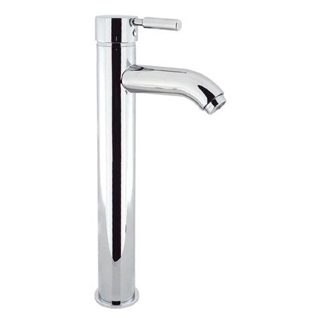 Crosswater - Design Tall Monobloc Basin Mixer - DE112DNC
