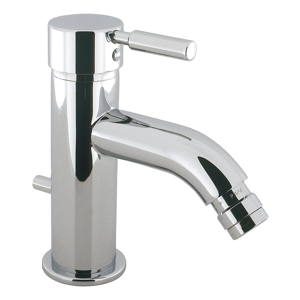 Crosswater - Design Monobloc Bidet Mixer with Pop-up Waste - DE210DPC