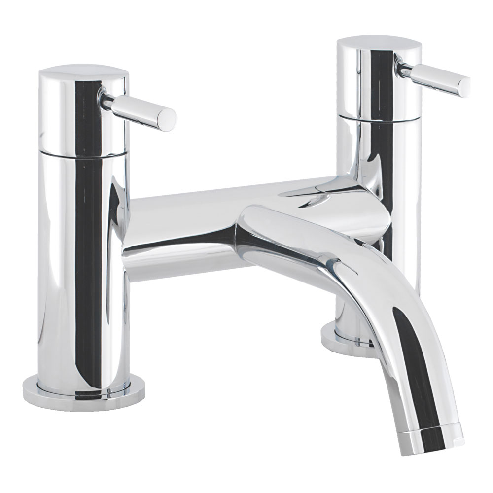 Crosswater - Design Bath Filler - DE322DC profile large image view 1