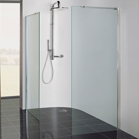 Simpsons - Design Shower Side Panel - Various Size Options