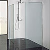 Simpsons - Design Shower Side Panel - Various Size Options profile small image view 1