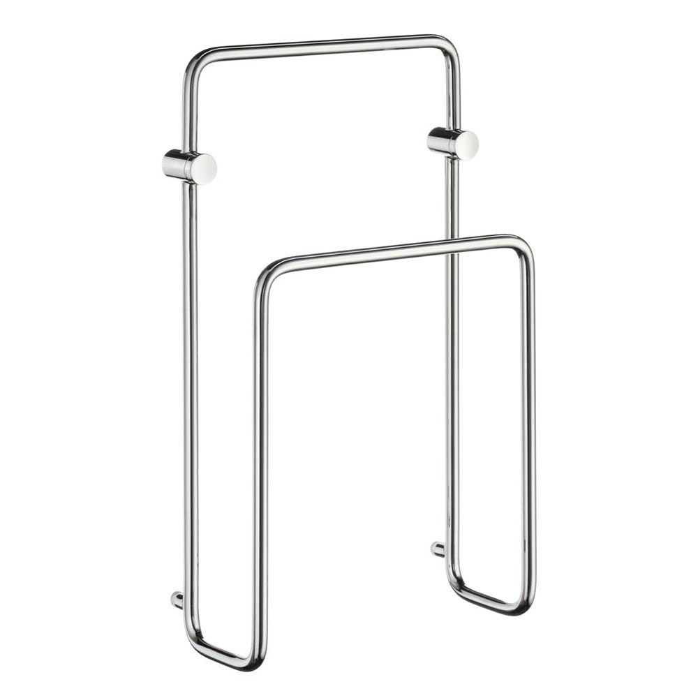 Smedbo Sideline Magazine Rack - Polished Chrome - DK1060 profile large image view 1