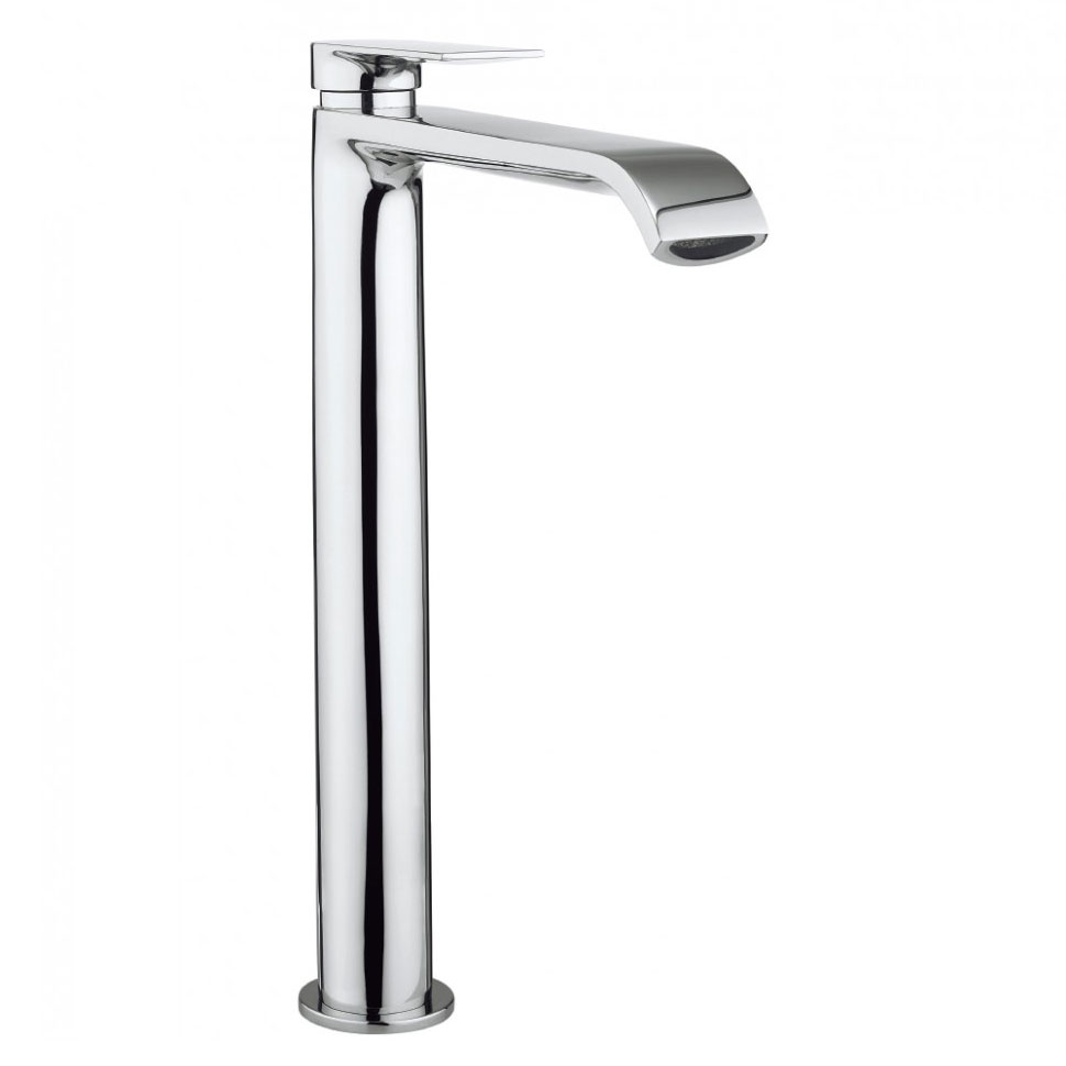Crosswater - Dune Tall Monobloc Basin Mixer - DN112DNC profile large image view 1