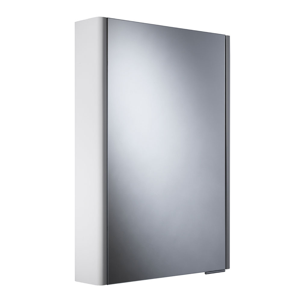 Roper Rhodes Phase Mirror Cabinet without Electrics - DN50W profile large image view 1