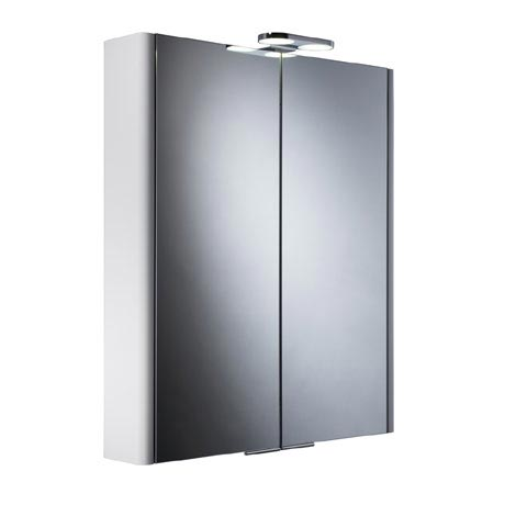 Roper Rhodes Entity Mirror Cabinet with Electrics - DN60WL