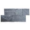 Juno Black Stone Split Face Tiles 180 x 350mm Small Image
