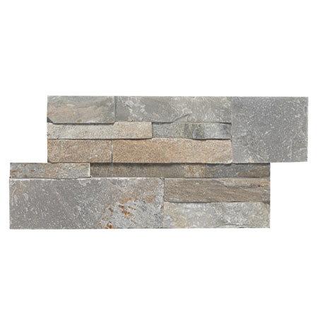 Juno Quartz Stone Split Face Tiles 180 x 350mm