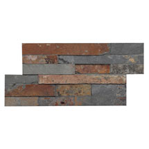 Juno Rustic Stone Split Face Tiles 180 x 350mm Medium Image