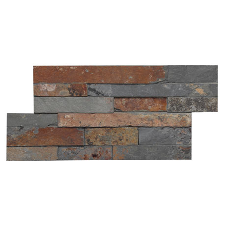 Juno Rustic Stone Split Face Tiles 180 x 350mm