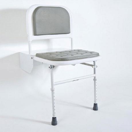 Bristan - DocM Shower Seat with Legs