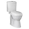 Nuie High Rise Close Coupled Toilet - DOCMP100 profile small image view 1