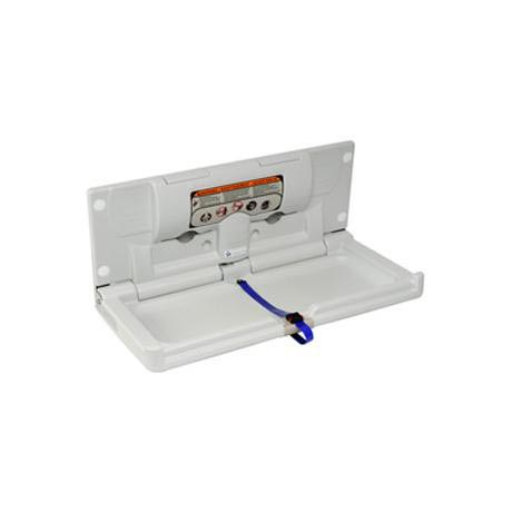 Dolphin - Surface Mounted Horizontal Nappy Changing Unit - BC100-EH