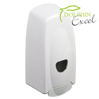 Dolphin - Excel Bulk Fill Soap Dispenser - Surface Mounted - BC123 profile large image view 1