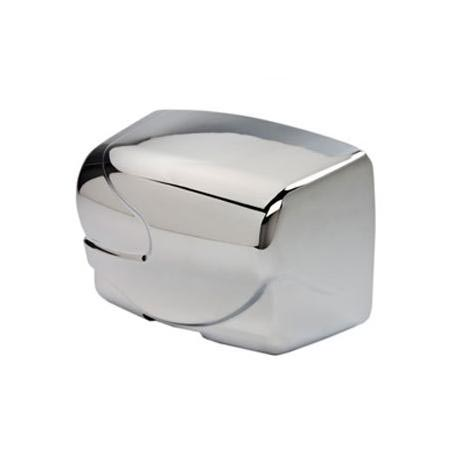 Dolphin - Surface Mounted Hot Air Hand Dryer - Chrome - BC2200RA