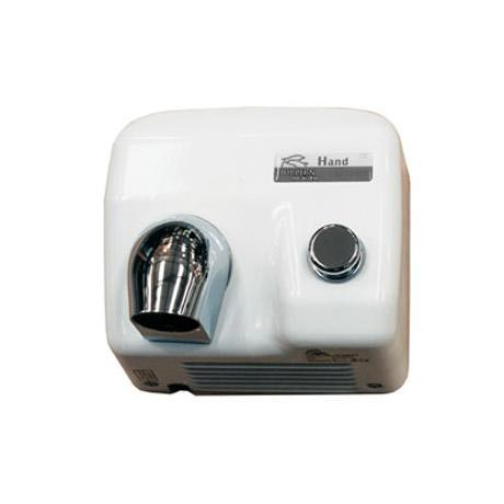Dolphin - Enamel Coated Push Button Hot Air Hand Dryer - BC2400PS