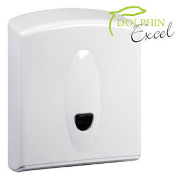 Dolphin - Excel Paper Towel Dispenser - BC528W Large Image