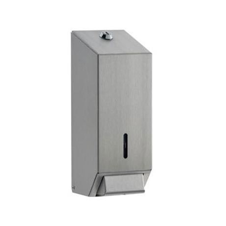 Dolphin - Surface Mounted Soap Dispenser - Satin Stainless Steel - BC924SS