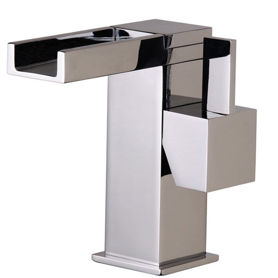 Mayfair - Dream Mono Basin Tap with Click Clack Waste - DRM009 Large Image