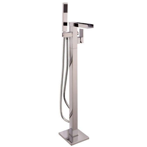 Mayfair - Dream Floor Standing Bath/Shower Mixer - DRM073 Large Image