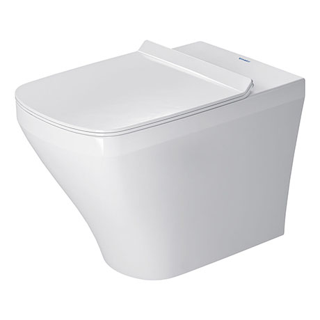 Duravit DuraStyle Back to Wall Toilet + Seat