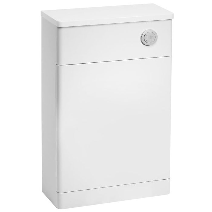 Tavistock Desire 500mm Back to Wall Unit - Gloss White profile large image view 1