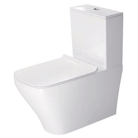 Duravit DuraStyle Close Coupled Toilet + Seat