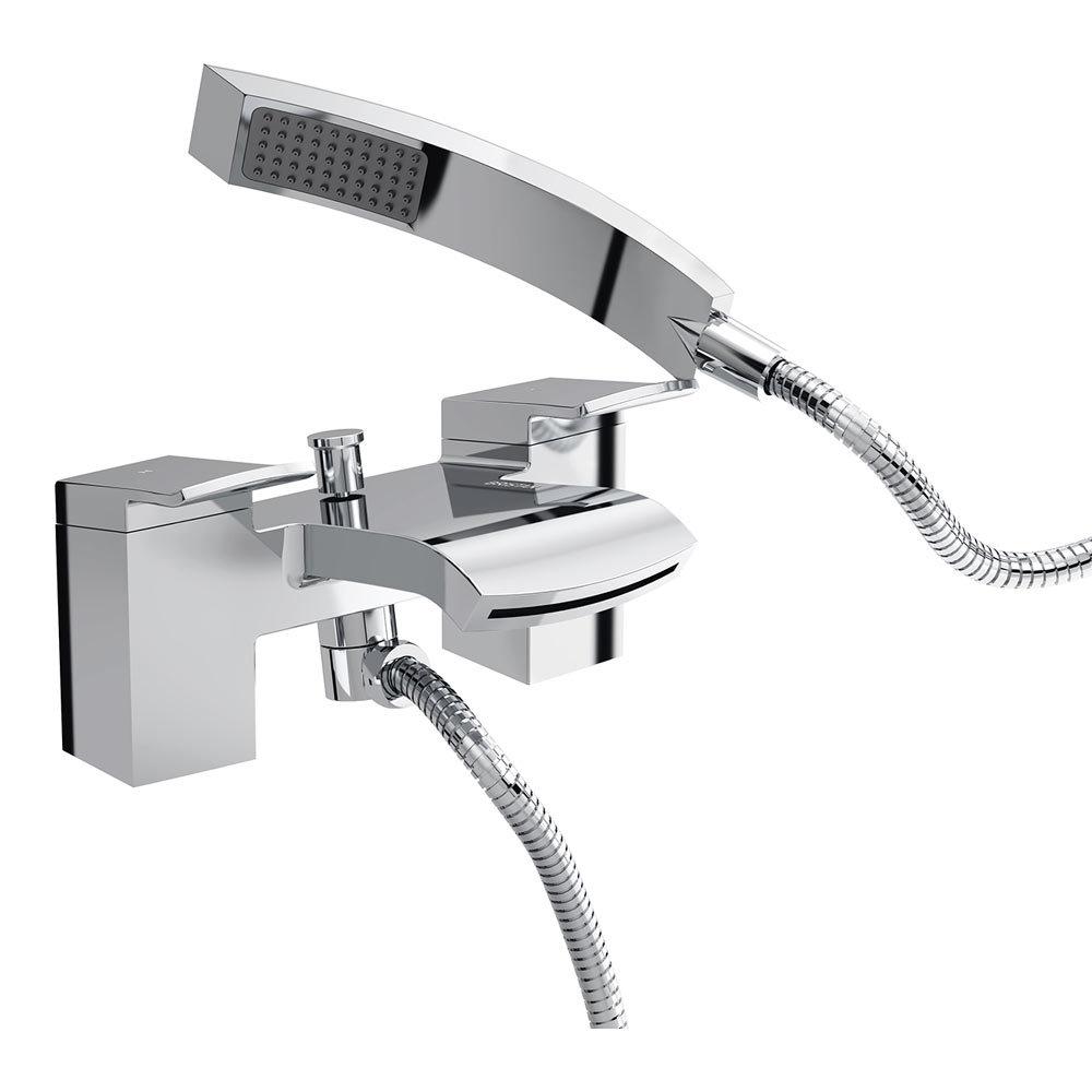 Bristan Descent Bath Shower Mixer with Kit
