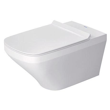 Duravit DuraStyle Durafix 620mm Wall Hung Toilet + Seat