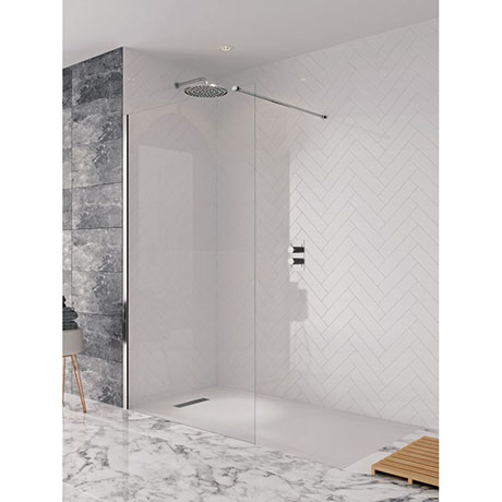 Crosswater - Design Shower Side Panel - Various Size Options