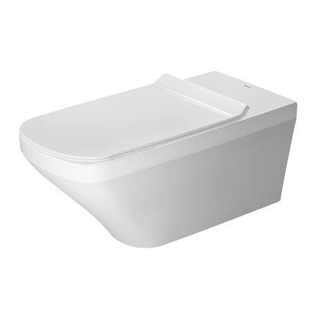 Duravit DuraStyle Rimless Durafix 700mm Wall Hung Toilet + Seat