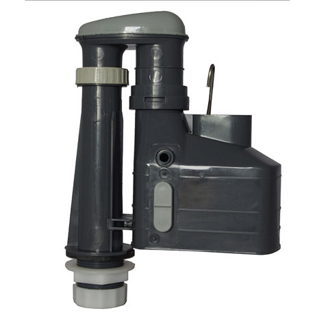 """Wirquin 8.5"""" Metro Rapid Oblong Siphon"""
