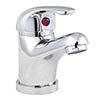 Nuie Eon Mono Basin Mixer + Waste - DTY345 profile small image view 1