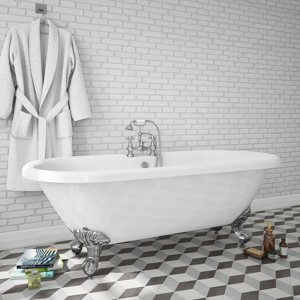 The Duke 1795 Traditional Roll Top Bath