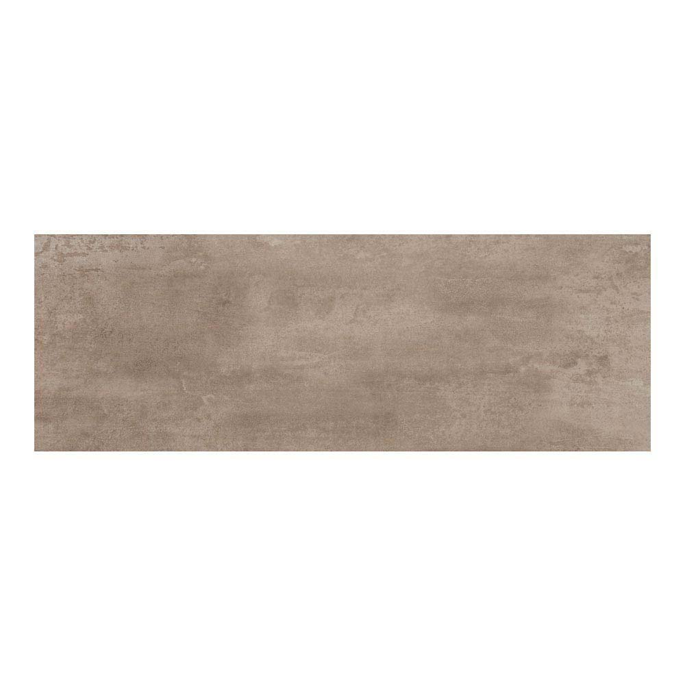 Duna Taupe Matt Wall Tile - 250 x 700mm  Feature Large Image