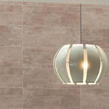 Duna Taupe Matt Wall Tile - 250 x 700mm Medium Image