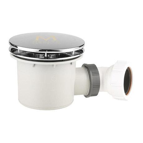 Merlyn 90mm Fast Flow Shower Tray Waste