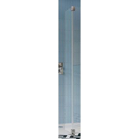 Crosswater 300mm Design+ Deflector Panel - DWIDP300ST+