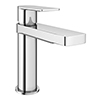 Dazzler Mono Basin Mixer without waste profile small image view 1