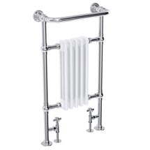 Danbury Traditional Heated Towel Rail Radiator Medium Image