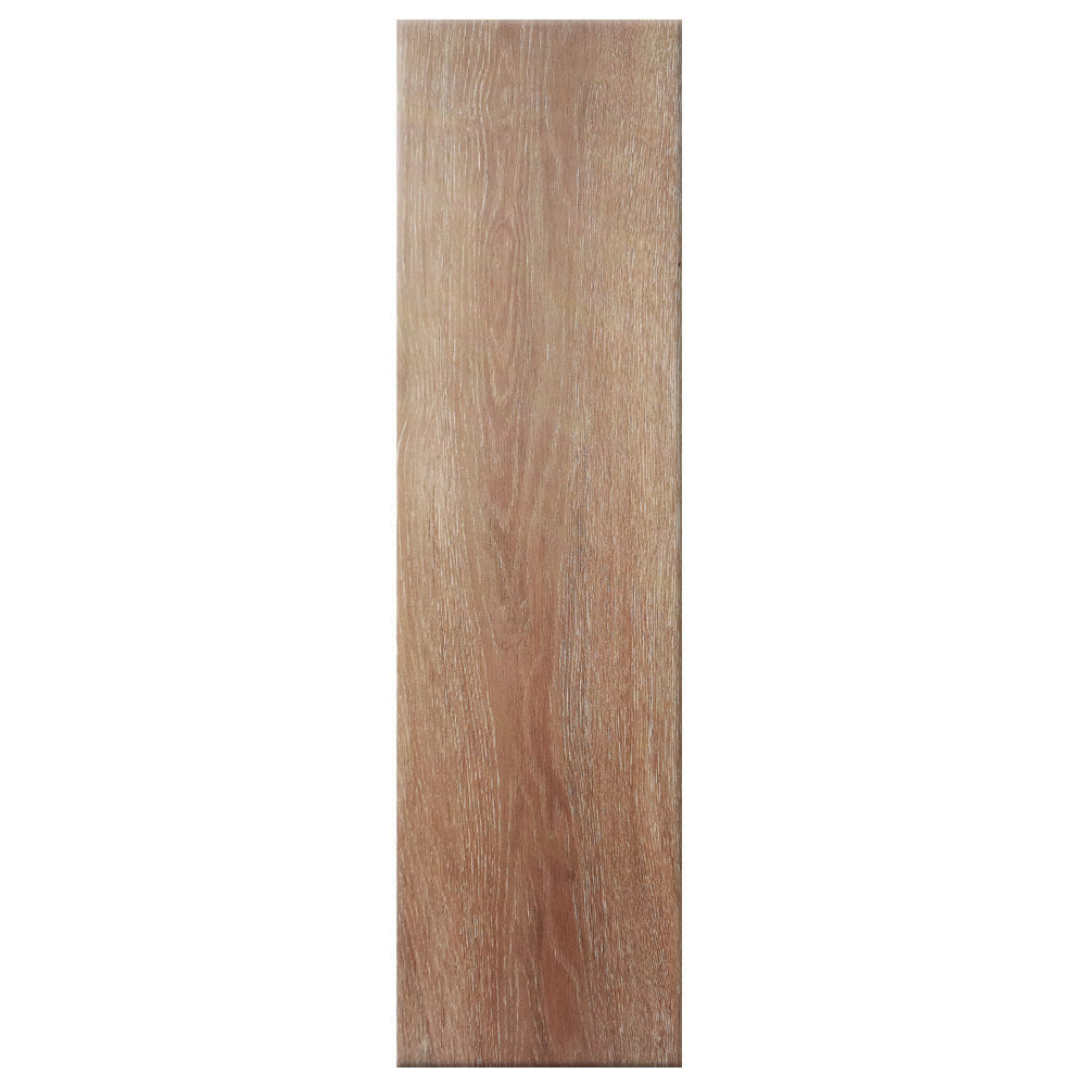 Darwin Oak Porcelain Wood Effect Floor Tiles - 220 x 850mm Large Image