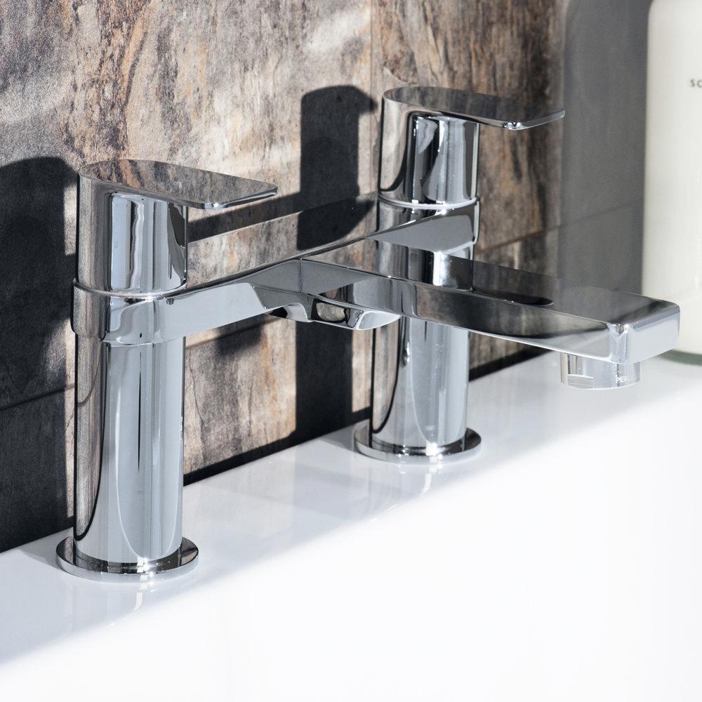 Dazzler Bath Filler - Chrome Profile Large Image