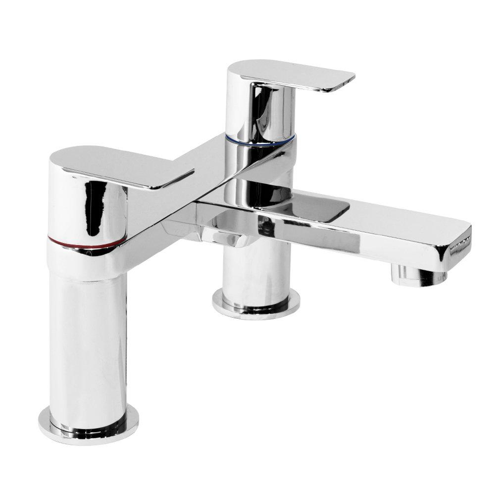 Dazzler Bath Filler - Chrome Large Image