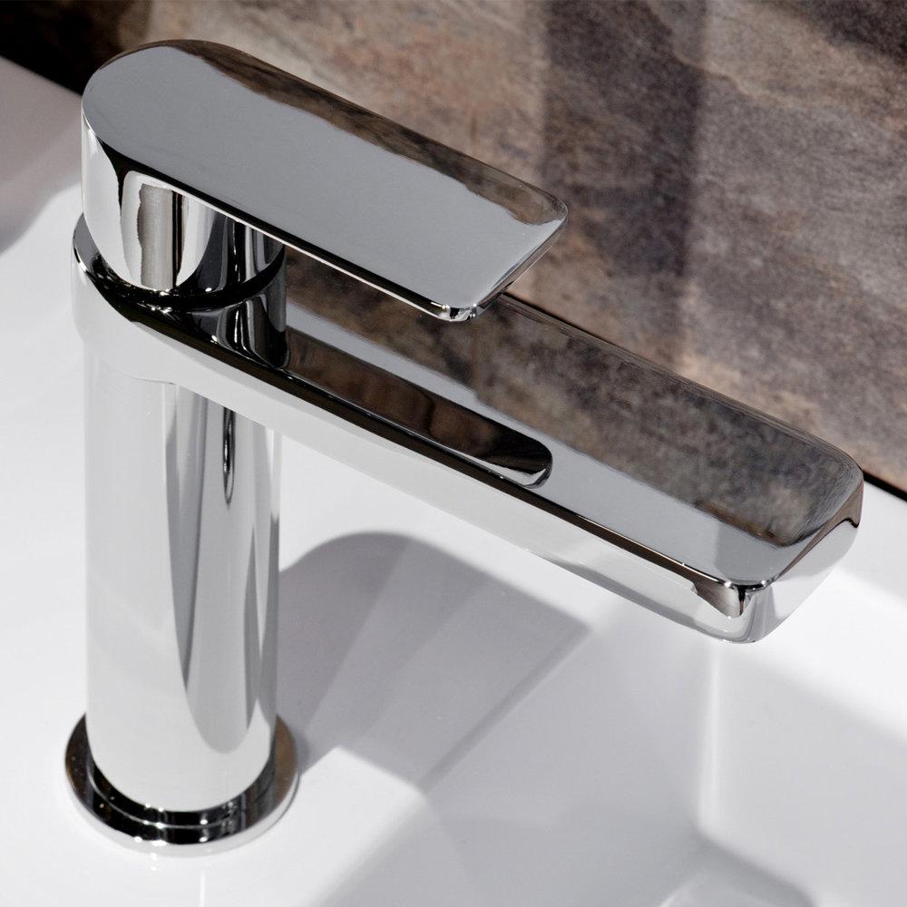 Dazzler Mono Basin Mixer without waste Profile Large Image