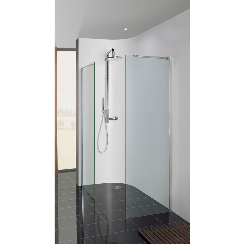 Simpsons - Design Shower Side Panel - Various Size Options Large Image