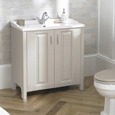 Innovative Traditional Bathroom Cabinets Furniture Vanity Unit Storage Sink Basin