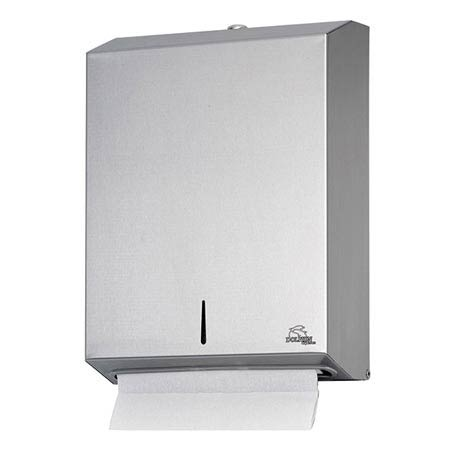 Dolphin Stainless Steel Maxi Paper Towel Dispenser - BC928