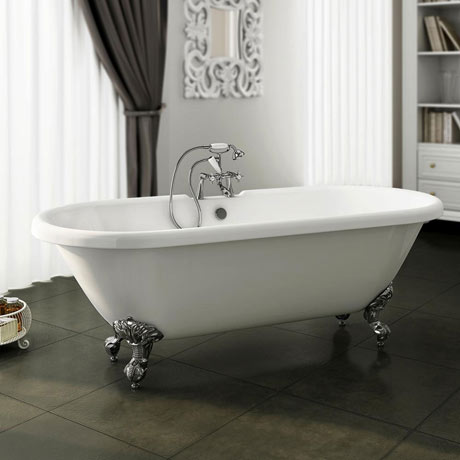 Duke 1795 Traditional Roll Top Bath